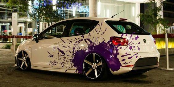 Auto folije fleka boje