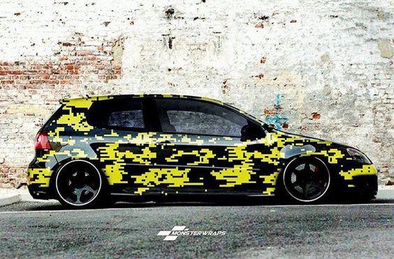 Auto folije pikseli
