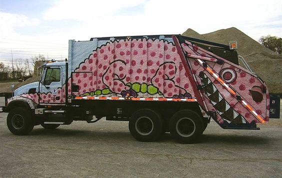 Brendiranje kamiona