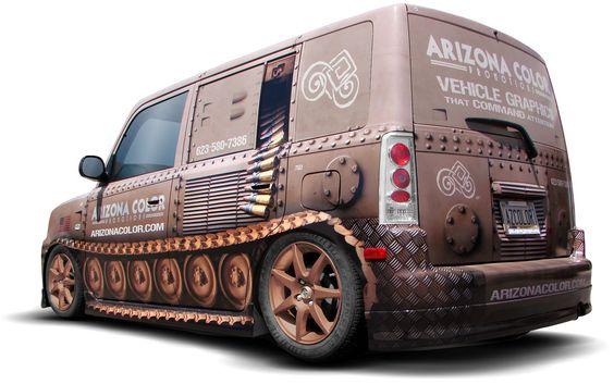 Ideje za brendiranje vozila