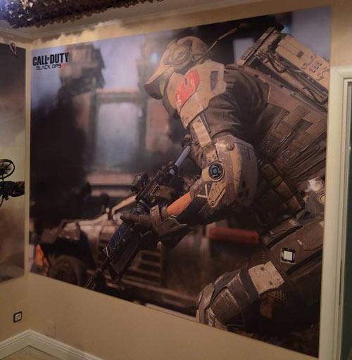 Foto tapete za dečije sobe Call of Duty
