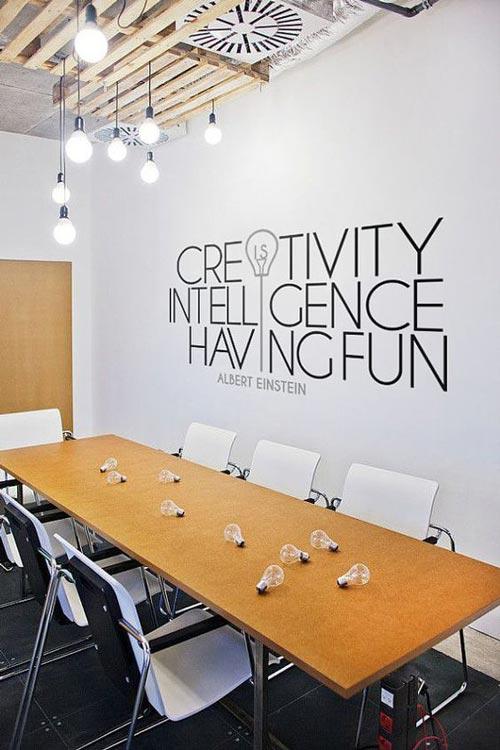 Ideje za Foto tapete za zid kancelarije