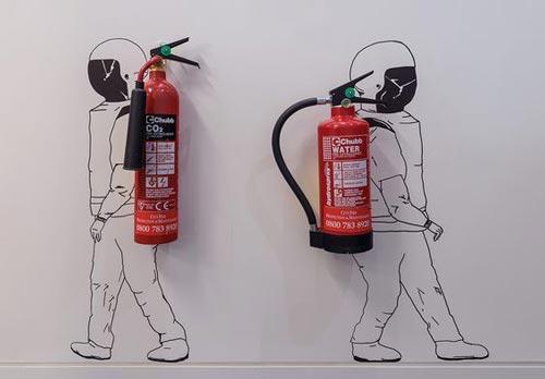 Ideje za foto tapete astronauti protivpožarni aparati