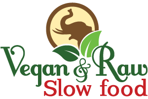 Vegan & Raw Slow Food restoranlogo